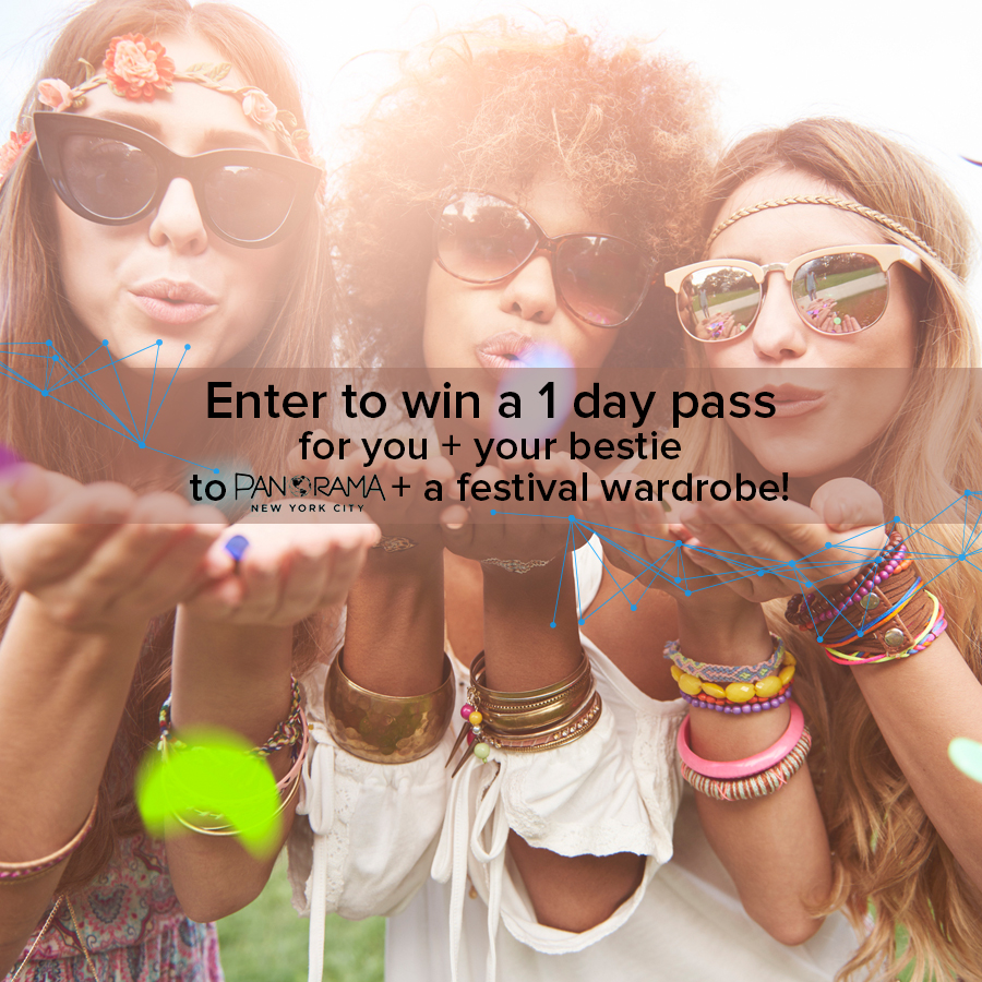 Panorama Festival Giveaway