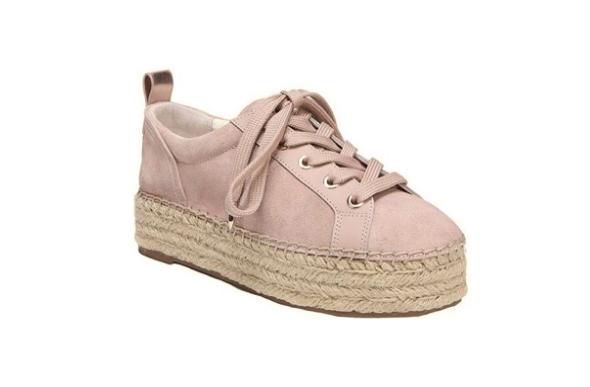 Platform Espadrille Sneaker