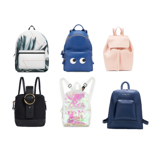 Strapped Up: Purse Backpacks for School