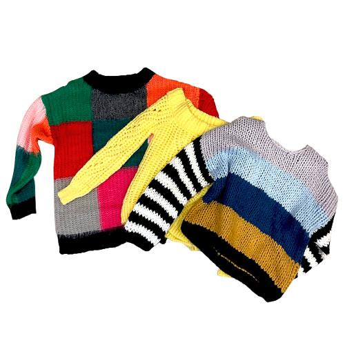 #TRENDALERT: Giant Fuzzy & Cuddly Retro Sweaters