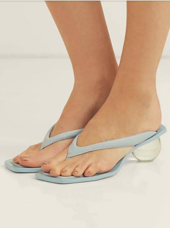 Flip Flop Heels are Here