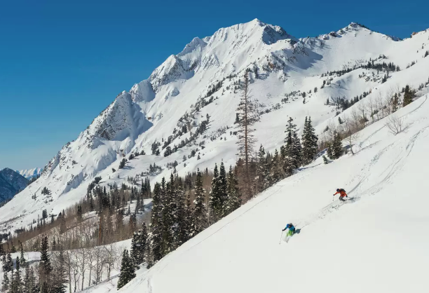 Where to go Skiing in January