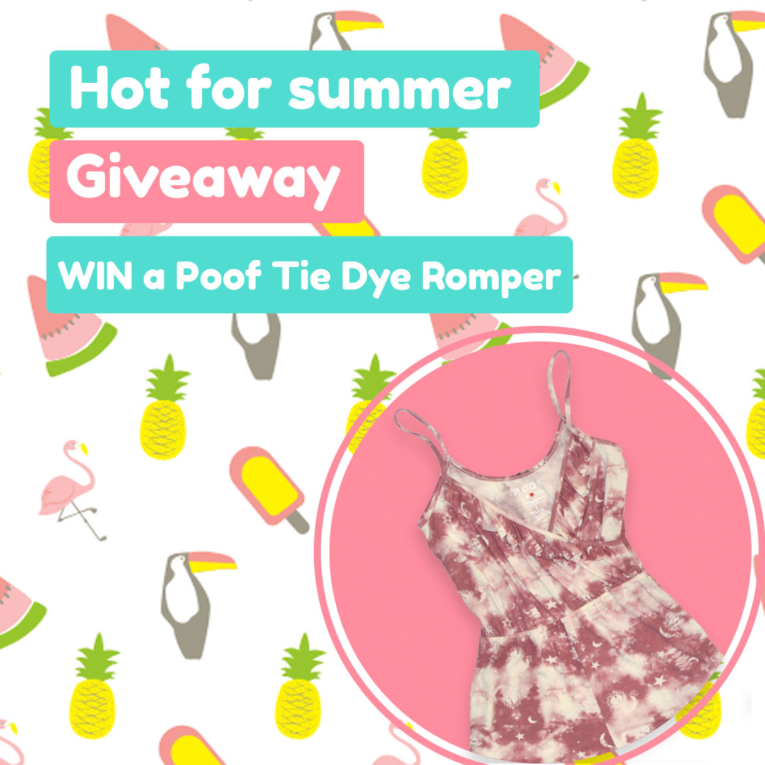 Hot for Summer Giveaway