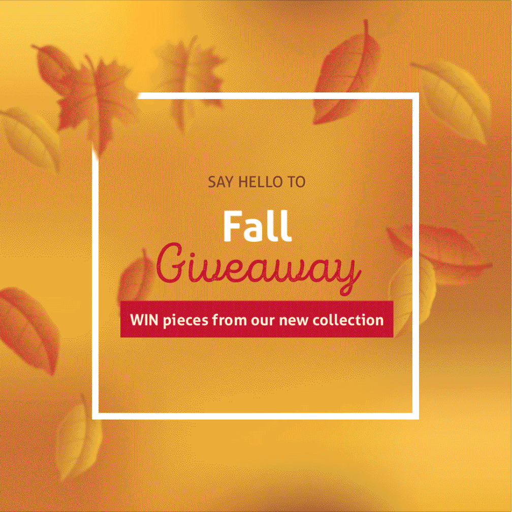Fall Wardrobe Giveaway