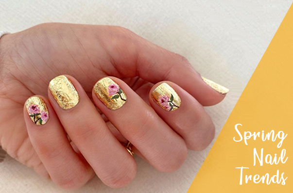 Spring Nail Trends We Absolutely Love