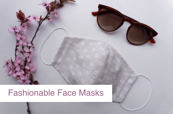 Fashion-Forward Face Masks