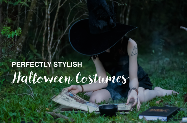 Perfectly Stylish Halloween Costumes
