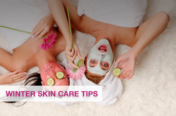 4 Expert Tips for Winter Skin Care