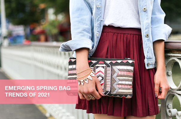 4 Emerging Spring Bag Trends of 2021