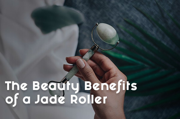 The Beauty Benefits of a Jade Roller