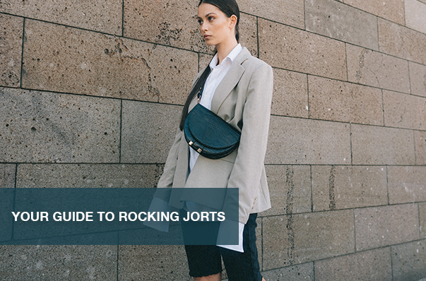Your Guide to Rocking Jorts